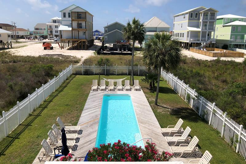 Gulf Shores Beach House with Private Heated Pool