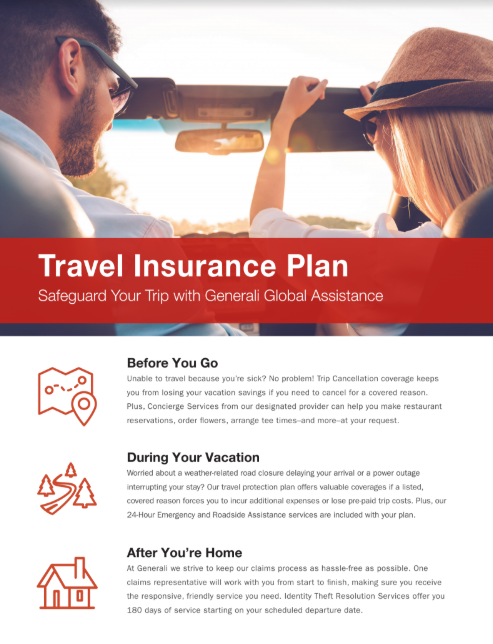 Generalli Travel Insurance Introduction