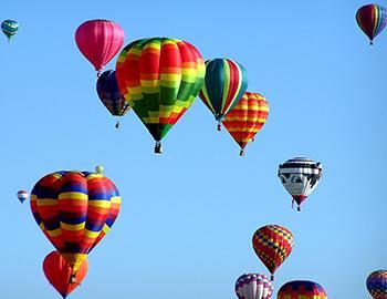 Gulf Shores Hot Air Balloon Festival