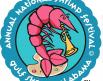 Shrimp Festival logo