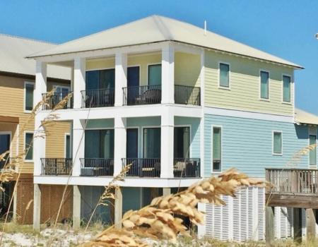 Lone Palm Gulf Shores Vacation Rental