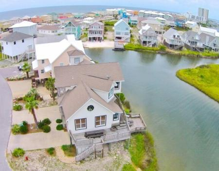 Vacation Rentals on Little Lagoon   Gulf Shores Vacation Rentals