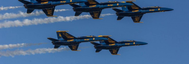 Blue Angels 2020 Pensacola Beach Air Show