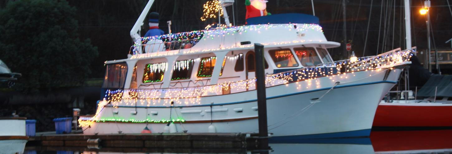 2017 Gulf Shores Lighted Boat Parade