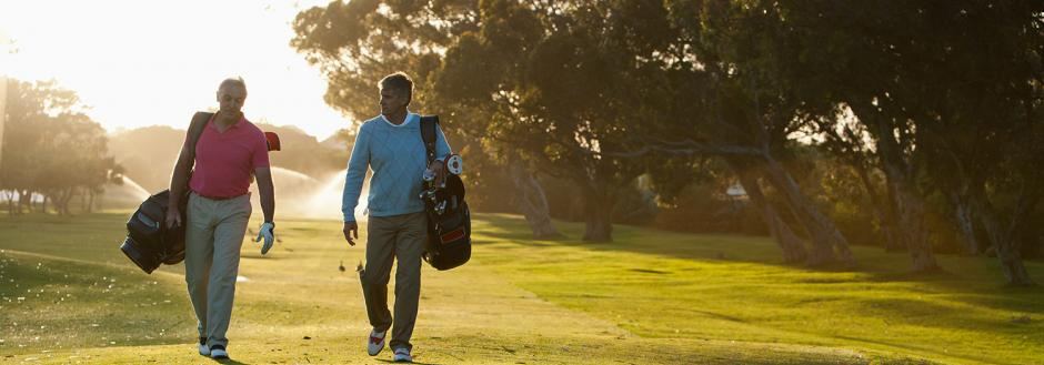 Golfing Gulf Shores
