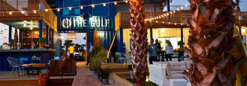 The Gulf Restaurant, Alabama Gulf Coast