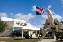 the National Museum of Naval Aviation, the museum is also an exciting destination for children and adults