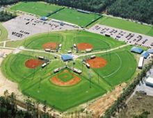 Orange Beach Sportsplex | Gulf Shores Vacation Rentals