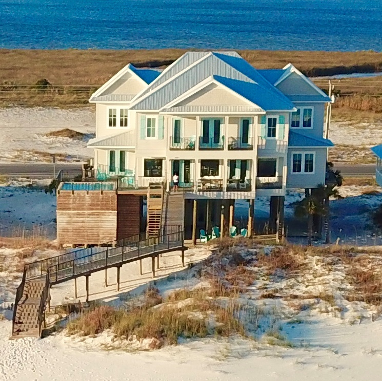 Coastal Comfort Beach House, West Beach Gulf Shores Alabama