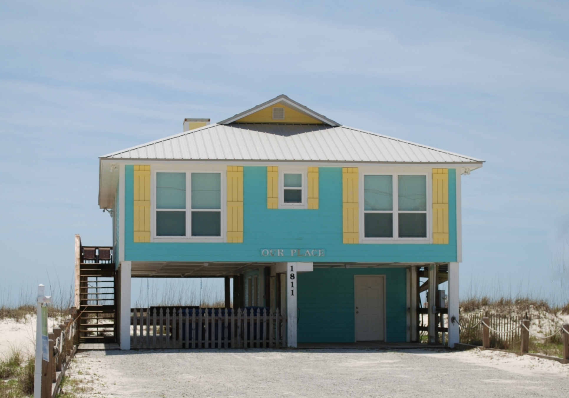 Gulf Shores Beach House